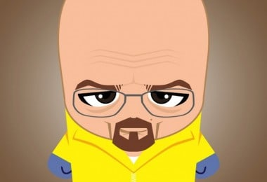 """""""Big Head"""" – Hilarious Illustrated Characters From Famous Movies & TV Series"""