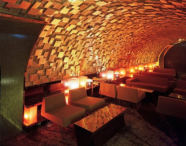 10 of the best restaurant interior designs in the world The best design in the world
