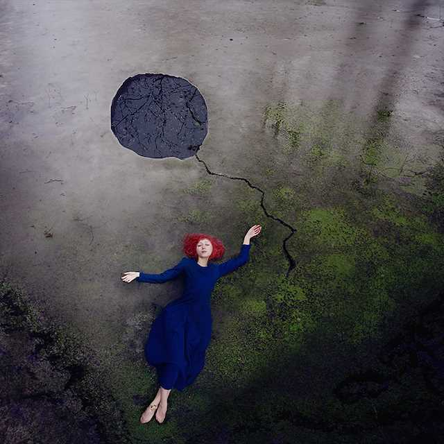 Fairy Self Portraits by Kylli Sparre -