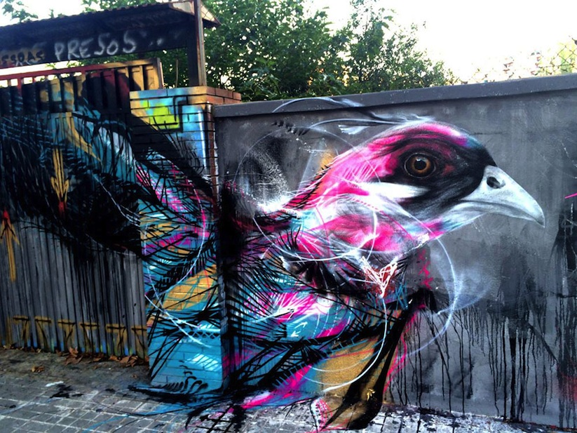 New_Spray_Painted_Birds_by_Artist_L7m_2014_03