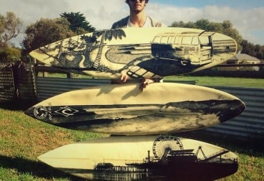 Old_Retired_Surfboards_Get_a_New_Life_as_Artworks_by_Jarryn_Dower_2014_01