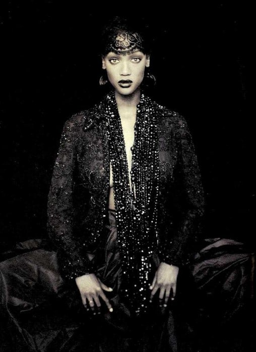 Vintage Fashion Photography by Paolo Roversi -