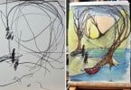 childrens-drawings-into-paintings_01-700x478