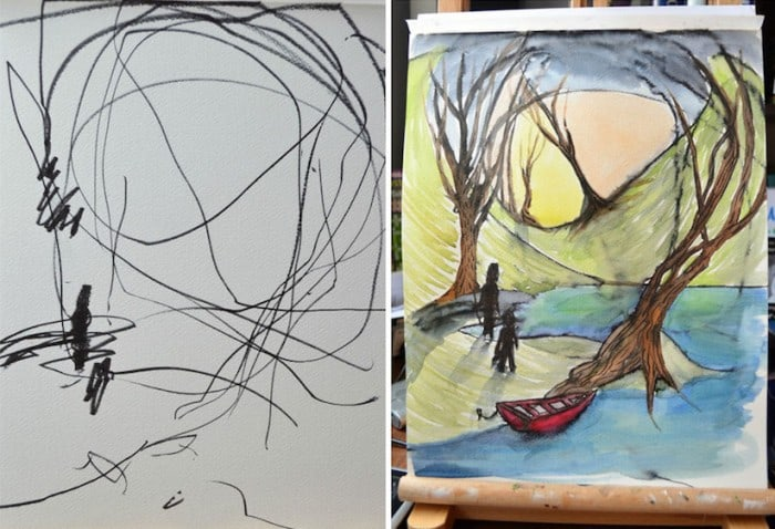 childrens-drawings-into-paintings_01