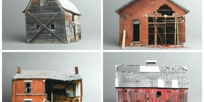 Amazing Models of Broken Houses