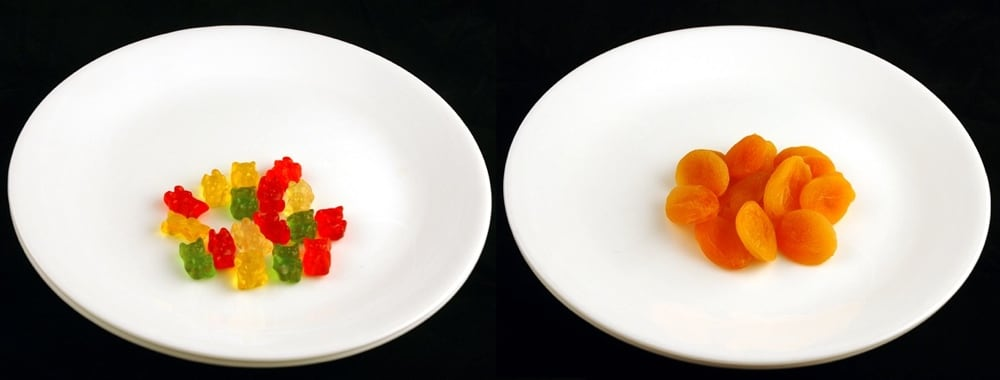 What Does 200 Calories Look Like -photo-project, fast food