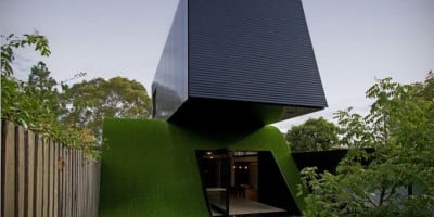 The Hill House in Melbourne