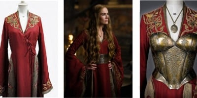 "Astounding Details of Costumes ""Game of Thrones"" Series"