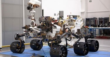 How It Works: NASA's Curiosity Mars Rover