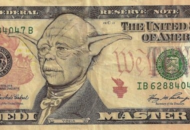 """American Iconomics"" - Pop Culture Characters On Dollar Bills by James Charles"