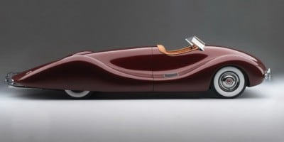 "Rarest Concept Cars on Display: ""Dream Cars"""