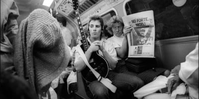 """Down the Tube"" – Travellers on the London Underground 1987-1990"