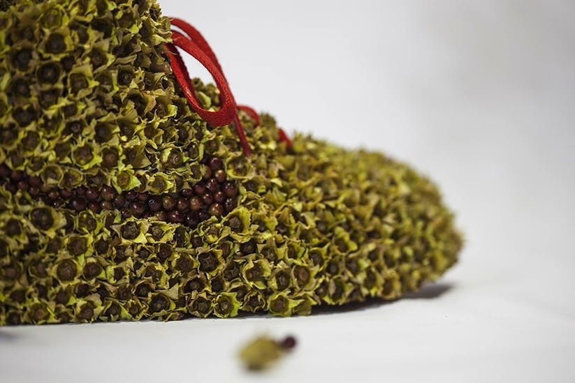 """Just Grow It Les Sneakers Vegetales by French Artist Monsieur Plant 2014 03 - """"Just Grow It ! – Les Sneakers Végétales"""" by French Artist Monsieur Plant"""