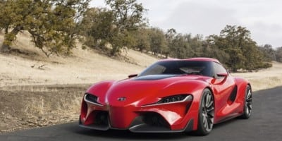 Concept Car Toyota FT-1