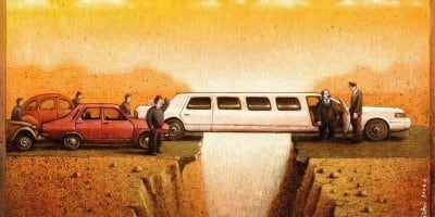 30 Thought-Provoking Satirical Illustrations by Pawel Kuczynski