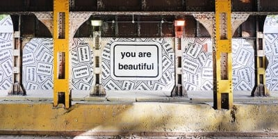 """Series """"You Are Beautiful"""" by Matthew Hoffman"""