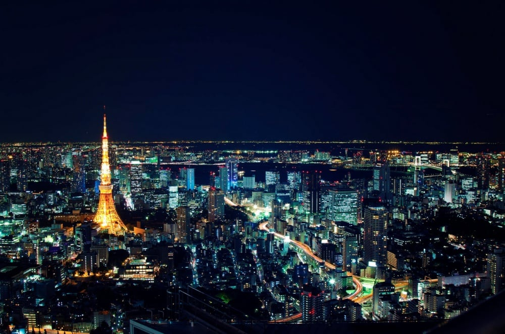 20 World S Most Beautiful Cities At Night Freeyork