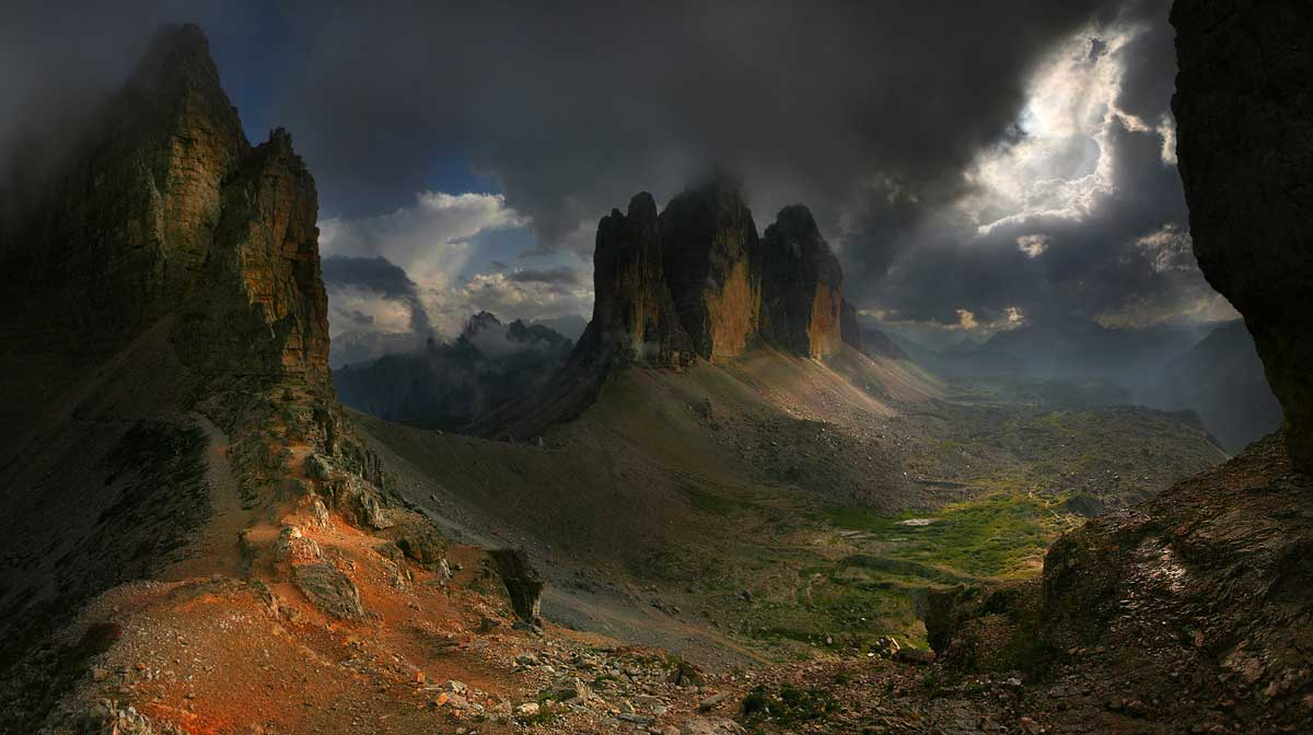 25 Ridiculously Beautiful Places You'd Rather Be Having Adventures In Right Now -nature, mountains, landscapes, forest