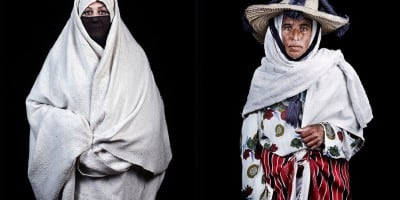 """""""The Marrocans"""" by Leila Alaoui"""