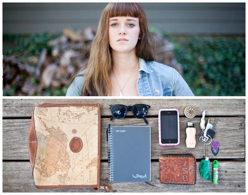 """People And Their Bags: Amazing """"Persona"""" Project -photographer, photo-project, people"""
