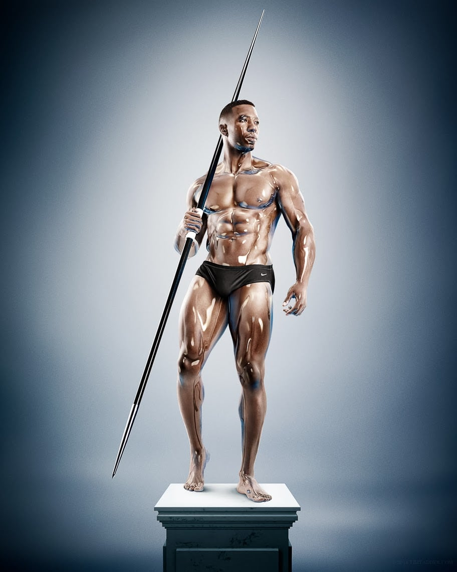 Sculpture_Athletes_03