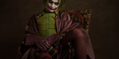 """""""Super Flemish"""" – Superheroes Get An Make-over Inspired by Flemish Paintings"""