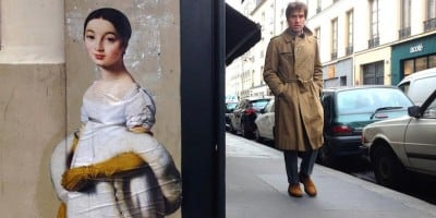 "Streetart: Interactive ""Outings"" Project – Bring Museum Art to the Streets"