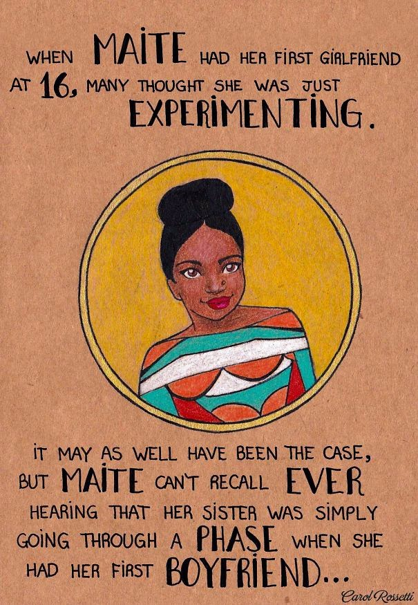 15 Powerful Illustrations That Show Women How To Fight Gender Prejudices -women