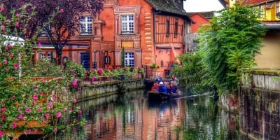 Is Colmar the most charming town in France?
