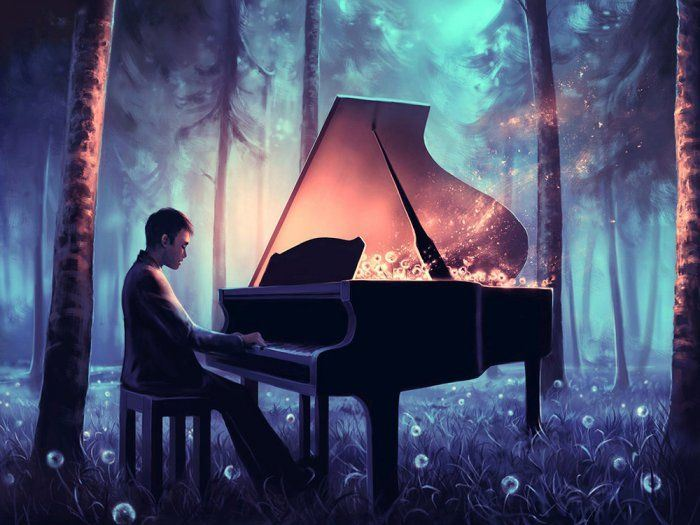 Surreal Digital Paintings by Cyril Rolando -paintings