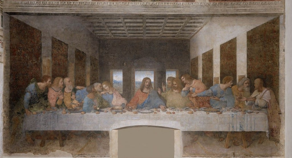The-Last-Supper-Famous-Paintings-in-the-World