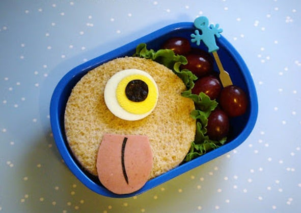 There-Is-A-Monster-In-My-Lunch-Box