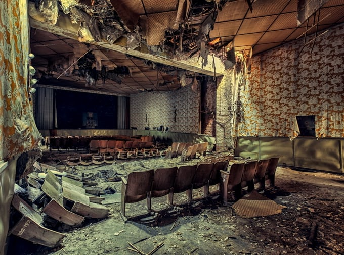 forgotten decay Cinema