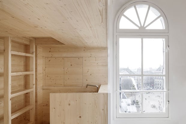 Room On The Roof in De Bijenkorf by i29 interior architects -interior, amsterdam