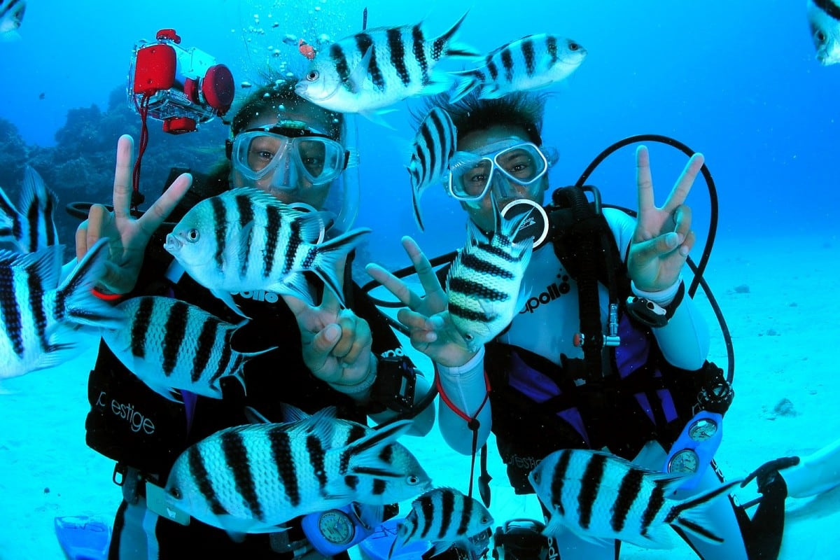 Scuba Diving Gili Islands