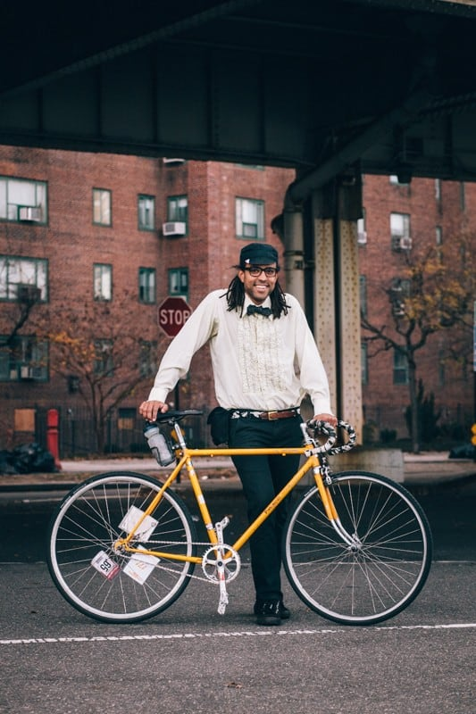 bikers20 - Stylish Portraits of NYC Cyclists With Their Bikes