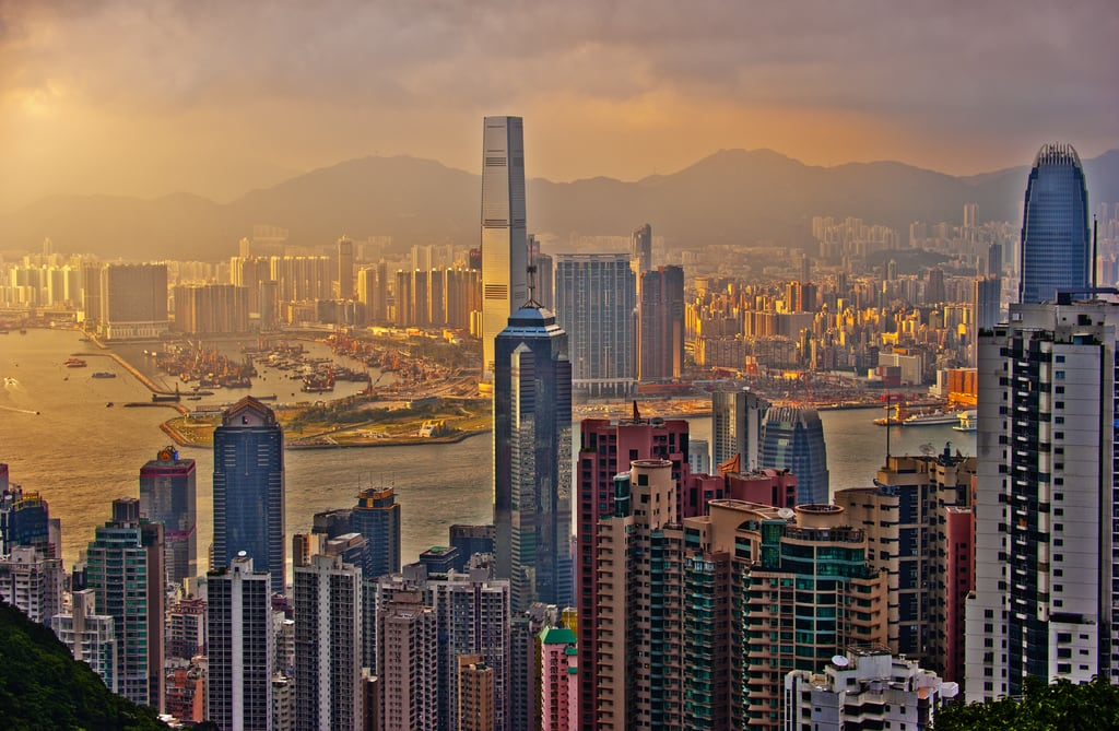 hong-kong-sunset