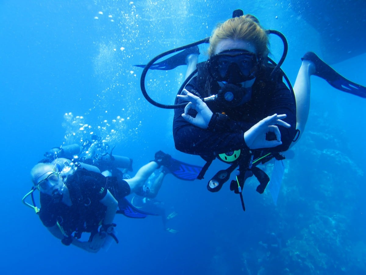 22 Best Scuba Diving Destinations In The World