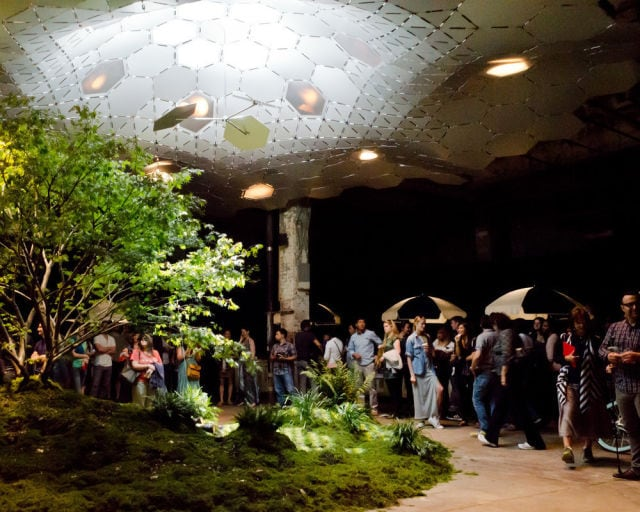 The Most Spectacular Underground Park Ever Built -new york