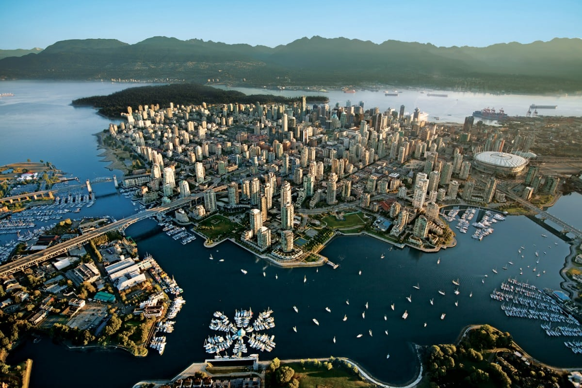 vancouver-aerial