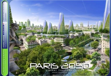 7 Photos of What Paris Could Look Like by 2050 15