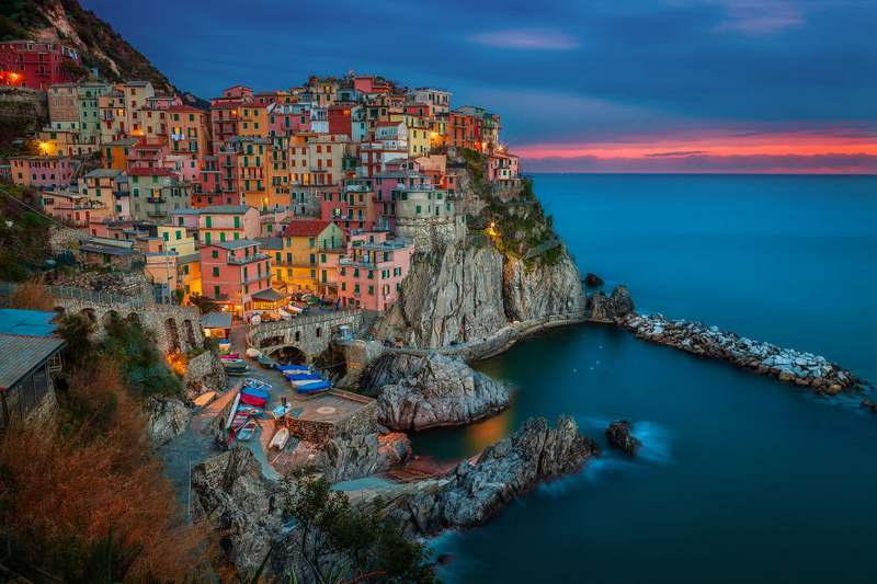 Manarola Italy Top 15 Most Stunning Cliff Side Towns And Villages