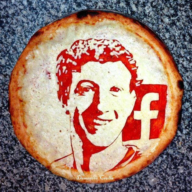 Talented Pizza Portrait Artist Makes the World's Most Delicious Art -pizza