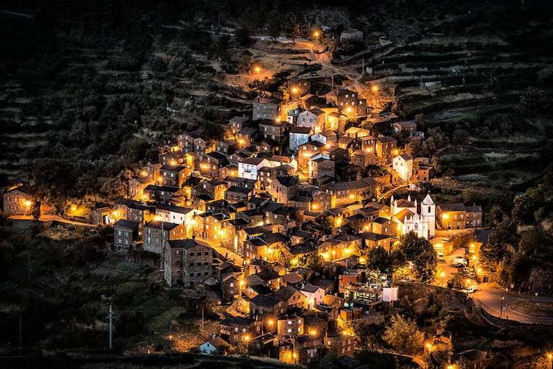 Piodao Historical Village Of Portugal Top 15 Most Stunning Cliff Side Towns And Villages