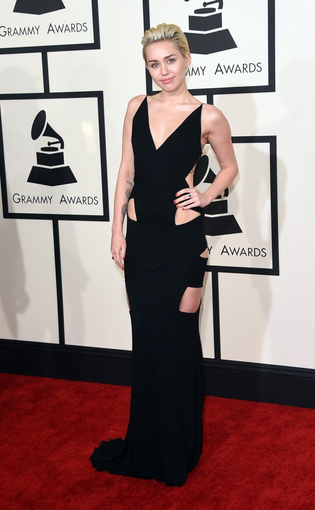 miley-cyrus-alexandre-vauhtier-dress-grammys-2015