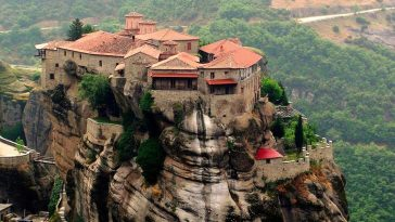 Top 15 Most Stunning Cliff-Side Towns And Villages -ocean, nature, mountains, landscapes, landscape, cities