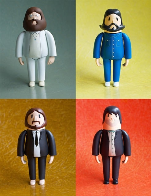 3D-Printed-Dolls-Of-The-Beatle_2