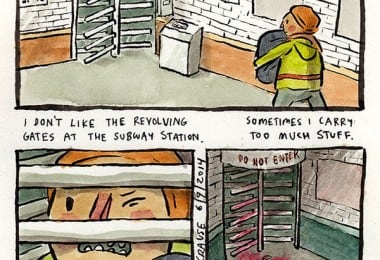 25 Of Our Deepest And Darkest Fears Turned Into Comics 2