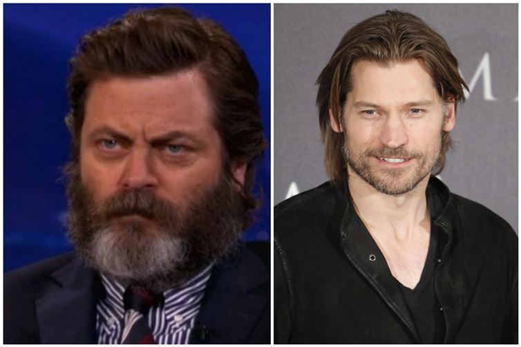 Nick-Offerman-and-Nikolaj-Coster-Waldau-1970