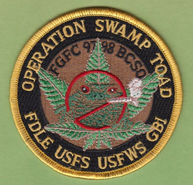 swamp-toad